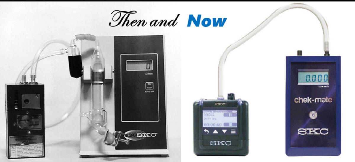 空氣品質的守護者─空氣採樣器的過去與現在