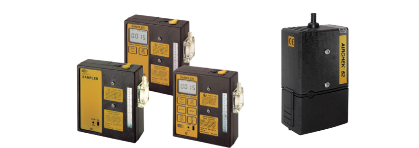 SKC氣體採樣器,型號Universal PCXR8 以及 AC52